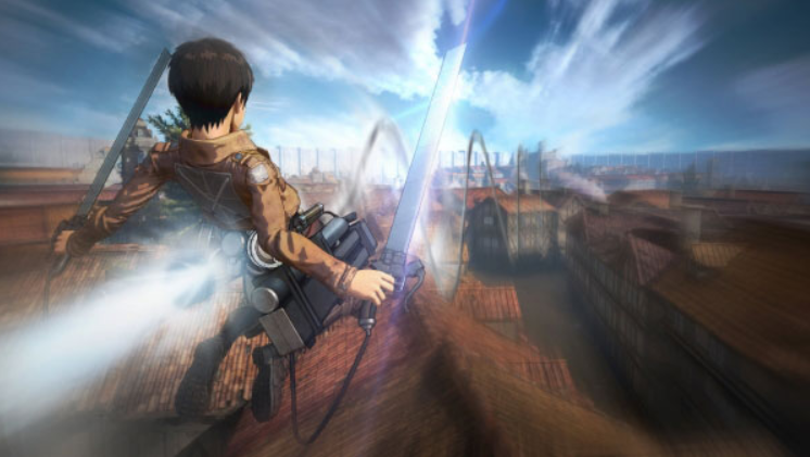 This Is Game Thailand : Attack on Titan - Dedicate Your